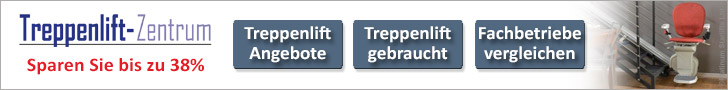 Angebote für Treppenlifte und Plattformlifte erhalten
